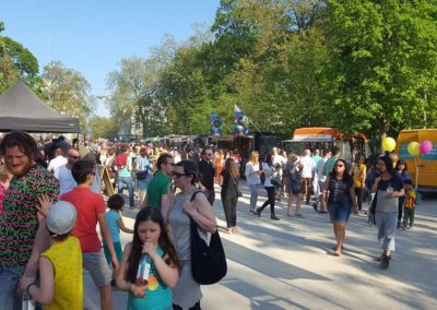 Plus grand festival Food Trucks du monde 6-7-8 mai